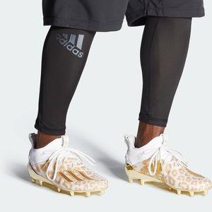 adidas adizero X anni Cheetah Football Cleats